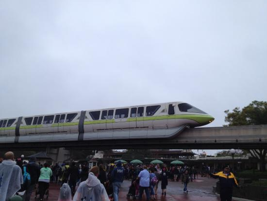 ‪Walt Disney World Resort Monorail‬