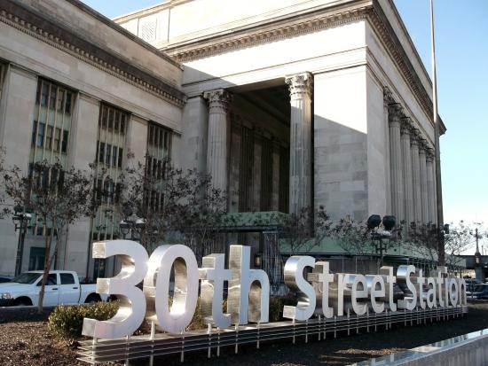 how to get to 30th street station