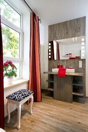 badezimmer - picture of hotel schifferkrug, celle - tripadvisor, Badezimmer