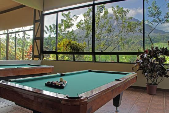 Game Room, Arenal Kioro Suites & Spa
