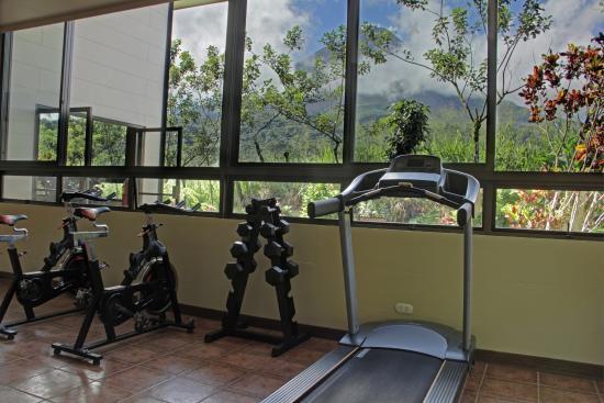 Gym - Arenal Kioro Suites & Spa
