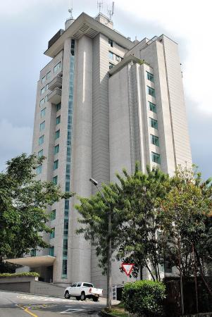 Hotel Poblado Alejandria: Fachada