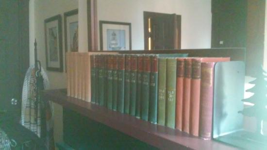 The Percy Inn: Longfellow's works