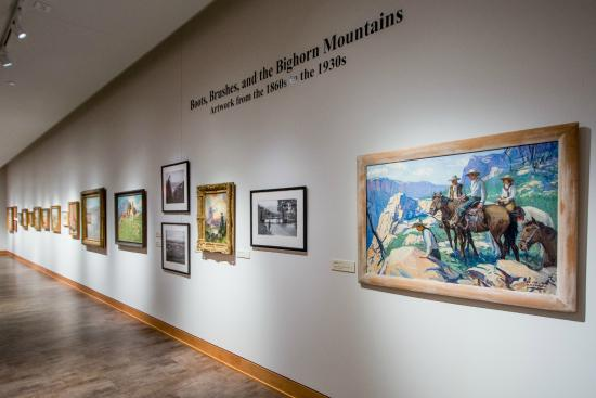 Big Horn, WY: The Brinton Museum collection includes rare works by Remington, Borein, Russell, Kleiber and Mor