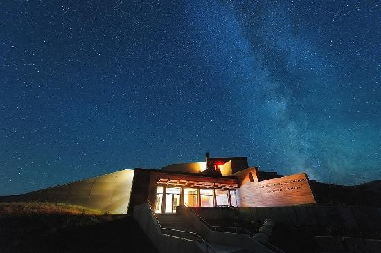 Big Horn, ไวโอมิง: Located in the foothills of the Bighorn Mountains, The Brinton Museum offers spectacular stargaz