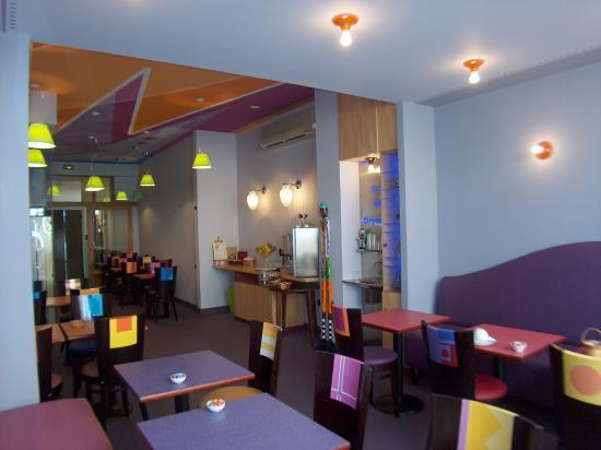 Splendid Hotel: Salle de petits déjeuners