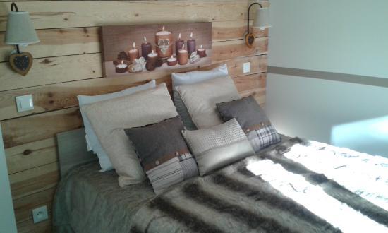 Angelys Resorts - Les Esplaneilles: Chambre grand standing