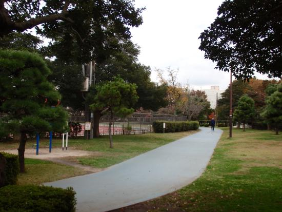 Asaka Chuo Park Track-and-Field Stadium