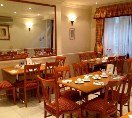 St George Hotel: Breakfast Room