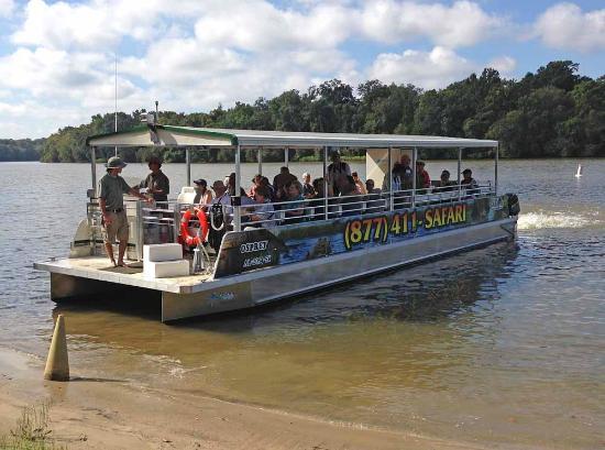 5 Rivers - Alabama's Delta Resource Center: Birding exploration via Delta Safaries