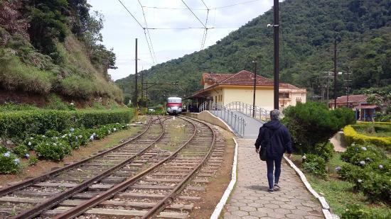 Estrada de Ferro Campos do Jordão
