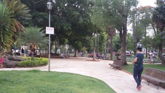Praça 16 de Setembro