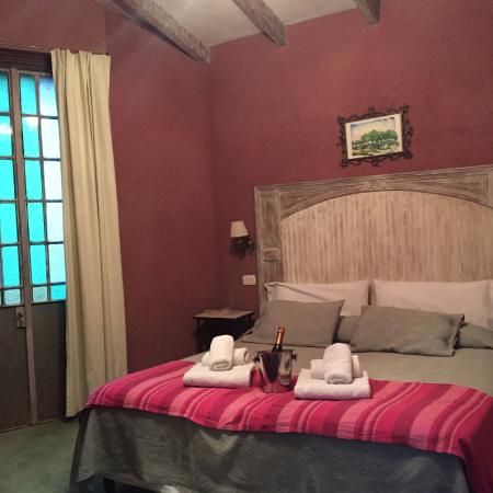 Casa Glebinias: Our room