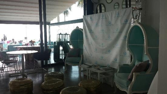 Anemoi restaurant & lounge: Intérieur3