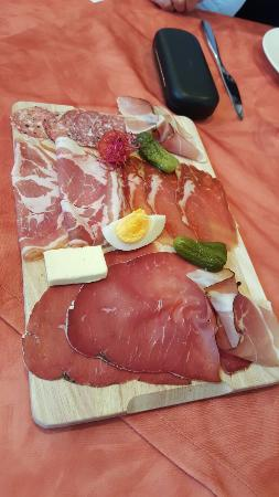 Charcuterie Italienne Picture Of Restaurant Au Zoll