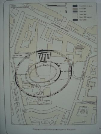 Milan's Roman Amphitheatre (Anfiteatro Romano): Parco dell'anfiteatro romano