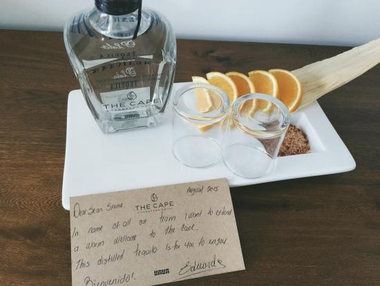 Welcome Amenity Picture Of The Cape A Thompson Hotel