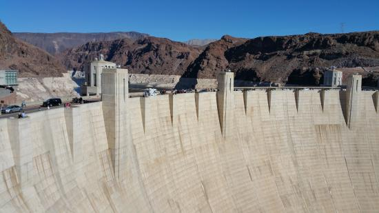 Dam picture of hoover dam tour company las vegas for Hoover dam motor coach tour