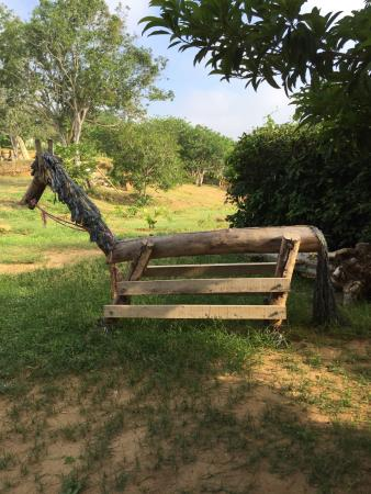 Paluato, Κολομβία: Garden art