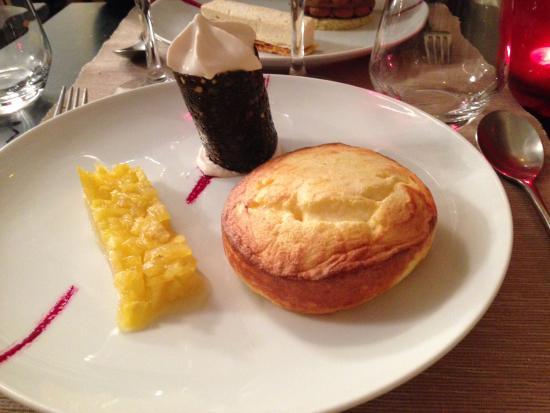 Touques, Frankrike: Souffle pas ordinaire