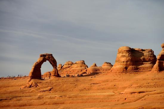 Little Arch Canyon-billede