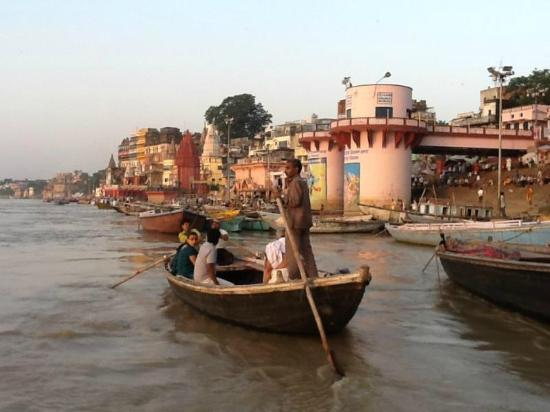 Welcome Inn at Ganges: Boat Tour