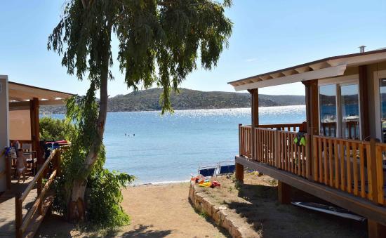 Isola dei Gabbiani - Land of Water: vista Garden Suite