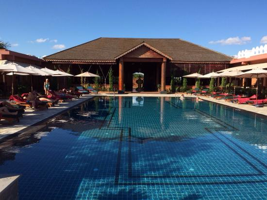 Pool - Bagan Lodge Photo