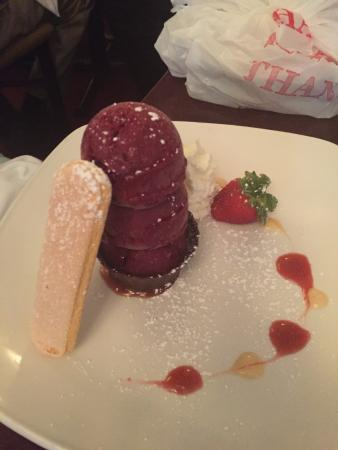 Oceanside, NY: Chocolate gelato