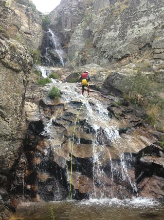 Madrid Outdoor Sports: Canyoning in Somossierra (Madrid).