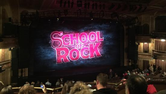 ‪School of Rock The Musical‬