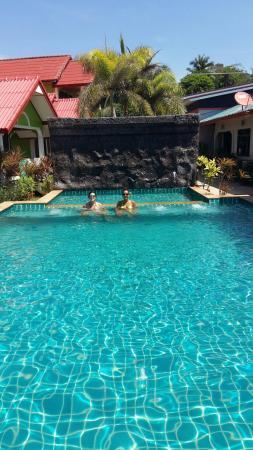 Lanta Nature Beach Resort: 20151116_122704_large.jpg