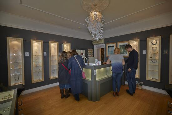 Ditchling, UK: Our main gallery