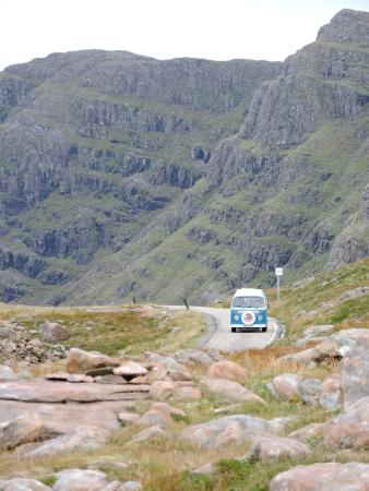 Applecross, UK: Bealach na Ba Road