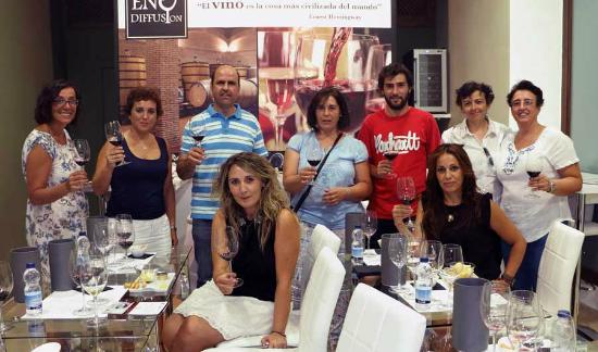Enodifusion, catas de vino en Toledo