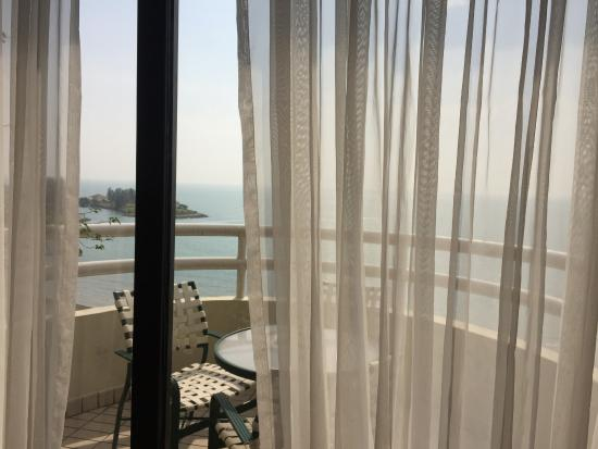 The Regency Tanjung Tuan Beach Resort: balcony