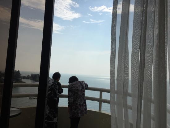The Regency Tanjung Tuan Beach Resort: 10 storey view