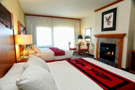 Ocean Shores, WA: Cozy ocean side hotel rooms