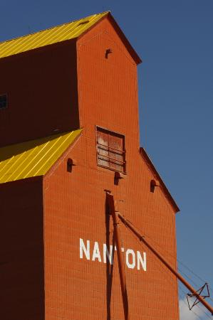Nanton, Kanada: Part of Canadian Heritage !