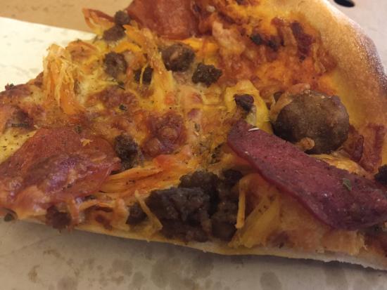 Smokey Pizza Southampton Menu Prices Restaurant