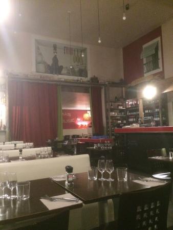 Le Mas Rouge : Très jolie lieu, très agréable.