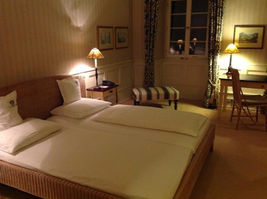 Hotel Herrenhaus von Low