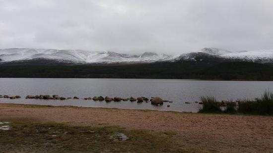 Aviemore, UK: Loch 3