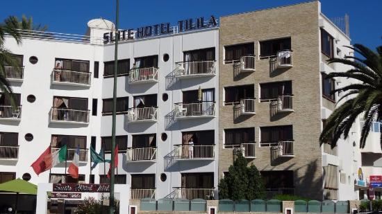 Suite Hotel Tilila : l'hôtel