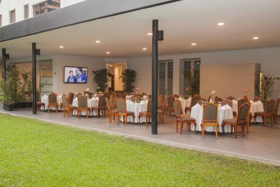 Hotel Poblado Plaza: Restaurante