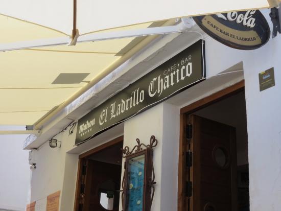 cafe bar el ladrillo restaurante el ladrillo charico