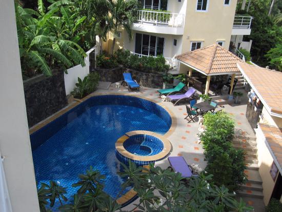 Chaweng Noi Residence: Wunderbarer Pool