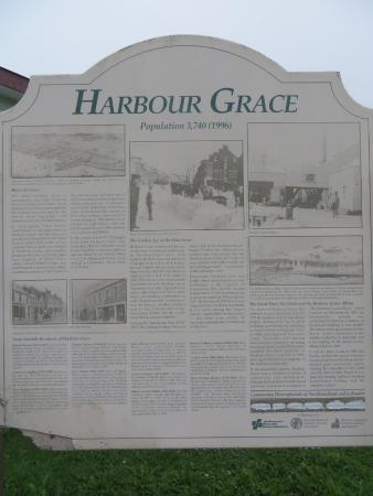 Harbour Grace, Canadá: Information of the area