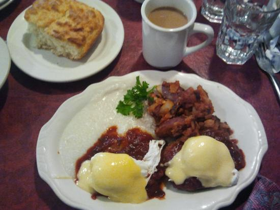Lucile's Creole Cafe: Eggs New Orleans