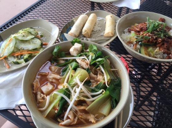 Boxo Noodle Bar: Mongolian Noodle Bowl